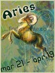 Aries love astrology